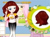 Dress with my camera - Juegos de vestir a jessie