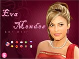 Eva Mendes Make Up