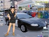 Juegos de Vestir: Fashion Cop