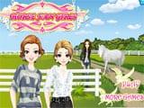 Horse Fan Girls
