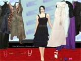 keira knightley with fashion