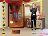 Kesha sebert dress up - Juegos de vestir hadas