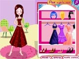 Party spotlight girl - Juegos de vestir y maquillar