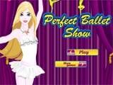 Juegos de Vestir: Perfect Ballet Show