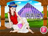 Raisy Dress Up - Juegos de vestir a jessie