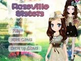 Juegos de Vestir: Roseville Sisters