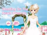 Wedding on the Beach Dress Up